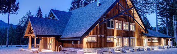 Loon Lake Dining Hall